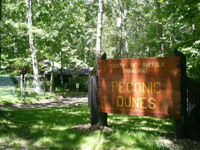Peconic Dunes - Cornell Extension 4H Camp, Southhold, NY
